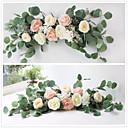 זול קישוטים לטקס-קישוטים פרחים מיובשים / שרף קישוטי חתונה חג מולד / חתונה נושאי גן / חתונה כל העונות