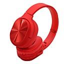 levne Headsety a sluchátka-LITBest Bezdrátový Bluetooth 4.2 Sluchátka Sluchátka ABS + PC Cestování a zábava Sluchátko Cool / Stereo / s mikrofonem Sluchátka