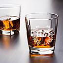 preiswerte Sekt- & Champagnergläser-Glas / Bambusfaser Toasten Flöten 1 taza / Hochzeit Ganzjährig
