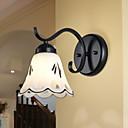 povoljno Zidni svijećnjaci-Kreativan Jednostavan Zidne svjetiljke Spavaća soba / Unutrašnji Metal zidna svjetiljka 220-240V 40 W