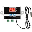 billige Raspberry Pi-TMC-W2000 Vandtæt / Holdbar Temperaturmåler -40℃~110℃ Hjemme liv, LCD-skærm