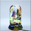 billige Bordlamper-qingyuan kunstnerisk kristen kultur serie moderne moderne kreativ ny design bordlampe for innendørs soverom studie akryl 85-265v