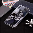 povoljno iPhone maske-Θήκη Za Apple iPhone XS / iPhone XR / iPhone XS Max Prozirno / Uzorak Stražnja maska Lubanje Mekano TPU