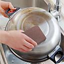 preiswerte Küchen Reinigungsbedarf-Küche Reinigungsmittel Schwamm / Spezielle Werkstoff Reinigungsbürste & Stoffe Kreative Küche Gadget 1pc