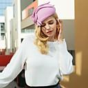 povoljno Party pokrivala za glavu-100% vuna Kentucky Derby Hat / Šeširi s Mašnica 1pc Kauzalni / Dnevni Nosite Glava
