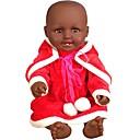 Недорогие USB кабели-Куклы реборн Кукла для девочек Девочки Африканская кукла 20 дюймовый как живой Очаровательный Дети / подростки Детские Универсальные Игрушки Подарок