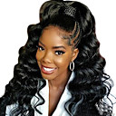 cheap Human Hair Wigs-360 Lace Frontal Wig Pre Plucked With Baby Hair 150% Density Loose Wave Brazilian Lace Front Human Hair Wigs Wavy Dolago Remy