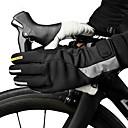 abordables Perruques de Cosplay de Manga-CoolChange Gants vélo / Gants Cyclisme Gants de VTT Chaud Coupe Vent Antidérapant Protectif Gants sport Hiver Torchon VTT Vélo tout terrain Noir pour Enfant Ski Courses