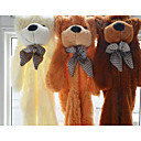 cheap Movie & TV Theme Costumes-Bear Teddy Bear Doll Clothes Stuffed Goblin Toy Stuffed Animal Plush Toy Animals Cute Cotton / Polyester All Toy Gift 1 pcs