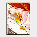 abordables Peintures Abstraites-Toile Encadrée / Set de Cadres - Abstrait Plastique Illustration