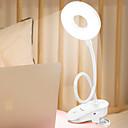 halpa Työpöytävalaisimet-ladattava pidike lukuvalossa wellnest langaton kannettava leike valoilla päivävalo lukemalla säädettävällä kevyydellä joustava 360 ° usb-lamppu kotikirjan sängylle ja tietokoneelle