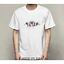 abordables Combinaisons de Plongée & Tee-shirt de Protection-Tee-shirt Homme, Graphique Imprimé