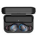 זול אוזניות אלחוטיות אמיתיותTWS-AWEI T3 אוזניות אלחוטיות אלחוטי EARBUD עם מיקרופון