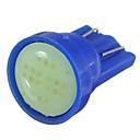 baratos Luzes laterais-azul gelo 1 cob led smd t10 w5w lado cunha carro lâmpada