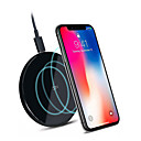 cheap Screw & Nut Drivers-Original ZMI Xiaomi QC 3.0 Wireless Charger iphone X / XR / XS Max / 8 Plus Note 8 9 S9 Nokia NEXUS 2.5D Glass Surface 10W QI Wireless Charger