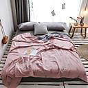 baratos Cobertores e Mantas-Cama Cobertores, Sólido Algodão Macio Confortável Super Macio cobertores