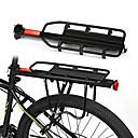 cheap Bike Frame Bags-Bike Cargo Rack Rear Rack Adjustable Easy to Install Quick Release Alloy Road Bike Mountain Bike MTB - Black