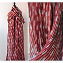 halpa Wedding Dress Fabric-Sifonki Geometrinen Pattern 145 cm leveys kangas varten Erikoistilanteet myyty mukaan 0.5m