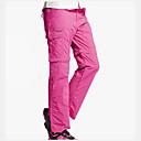 cheap Hiking Trousers & Shorts-Women's Hiking Pants Convertible Pants Outdoor Rain Waterproof Quick Dry Anatomic Design Pants / Trousers Bottoms Hiking Outdoor Exercise Camping Rose Red Grey Khaki XXXL 4XL 5XL
