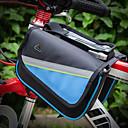olcso Kormánytáskák-B-SOUL 4 L Kormánytáska Hordozható Viselhető Szabadtéri Kerékpáros táska Oxford szövet Kerékpáros táska Kerékpáros táska Kerékpározás Szabadtéri gyakorlat Kerékpár