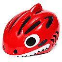 abordables Casques de Cyclisme-MOON Enfant Casque de vélo 23 Aération Intégralement moulé Ventilation Filet à Insectes ESP+PC Des sports Cyclisme / Vélo - Rouge Bleu Rose Garçon Fille