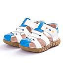 halpa Lasten sandaalit-Poikien Nahka Sandaalit Taapero (9m-4ys) / Pikkulapset (4-7 vuotta) Comfort Musta / Keltainen / Ruskea Kesä