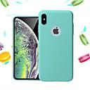 hesapli iPhone Kılıfları-Pouzdro Uyumluluk Apple iPhone XS / iPhone XR / iPhone XS Max Şoka Dayanıklı / Ultra İnce Arka Kapak Solid Yumuşak TPU