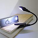 halpa Koristevalot-brelong kannettava mini led kirjaklipsi valo tabletti tietokoneen lukuvalo 1 kpl