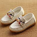 halpa Lasten loaferit-Poikien PU Mokkasiinit Taapero (9m-4ys) / Pikkulapset (4-7 vuotta) Comfort Soljilla Musta / Ruskea / Sininen Kevät / Juhlat / TPR (termoplastinen kumi)