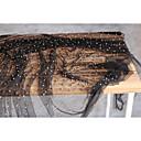 ราคาถูก Crafts&Sewing-ผ้า Tulle ทึบ ไม่ยืดหยุ่น 150 cm ความกว้าง ผ้า สำหรับ เครื่องแต่งกายและแฟชั่น ขาย โดย เมตร