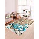 זול שטיחים-שטיחון לדלת כניסה ספורט ושטח פלנלית, מלבן איכות מעולה שָׁטִיחַ