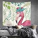 halpa Astiasarjat-Puutarha-teema Wall Decor 100% polyesteri Moderni Wall Art, Seinävaatteet Koriste
