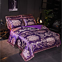 cheap High Quality Duvet Covers-Duvet Cover Sets Luxury Polyster Jacquard 4 PieceBedding Sets