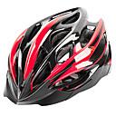 povoljno Motorističke maske za lice-STUDIO Odrasli Bike kaciga 27 Ventilacijski otvori CE Otporan na udarce Integralno oblikovana Light Weight EPS PC Sportski Mountain Bike biciklom na cesti Penjanje - Bule / crna Bijelo / crno