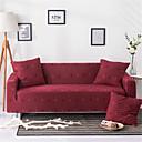 זול כיסויים-כיסוי ספה רומנטי חוט צבוע תערובת כותנה\פוליאסטר כיסויים