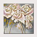 povoljno Slike za cvjetnim/biljnim motivima-mintura® velika veličina ručno oslikana cvijeća ulje na platnu moderne apstraktne zidne umjetnosti slika za uređenje doma ne uramljena