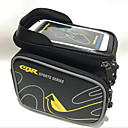 cheap Bike Covers-Cell Phone Bag Bike Frame Bag Top Tube 5.7 inch Waterproof Cycling for Cycling Red Dark Gray Ginger Outdoor Exercise Cycling / Bike Bike / Bicycle