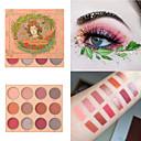Недорогие Тени-Make-up For You 16 цветов Тени Глаза / Тени для век Не содержит формальдегидов / Не содержит парабенов / Молодежный Натуральный Воздухопроницаемость Безопасность