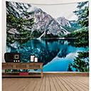 halpa Seinämaalaukset-Puutarha-teema Wall Decor 100% polyesteri Moderni Wall Art, Seinävaatteet Koriste