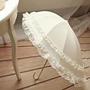 billige Vifter og parasoller-Paraplyer Terylene Blonder Bryllup