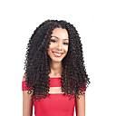 """זול צמות שיער-שיער קלוע מתולתל צמות טוויסט אפר קינקי צם צמות מתולתלות שיער סינטטי 3 חלקים שיער צמות צבע טבעי 14"""" צמות הסרוגה עם שיער האדם 100% שיער קנקלון שיער אומבר Party לבוש ליום צמות אפריקאיות"""