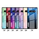 billige Motearmbånd-Etui Til Samsung Galaxy J6 (2018) / J6 Plus / J4 (2018) Ultratynn Bakdeksel Fargegradering Hard Herdet glass