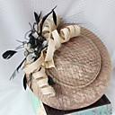 abordables Brazaletes-Mujer Algodón Sombrero Playero - Sombrero / Tradicional / Retro / Moderno Un Color / Invierno