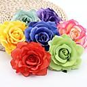 billige Kunstig Blomst-Kunstige blomster 5 Afdeling Klassisk Bryllup pastorale stil Roser Evige blomster Bordblomst
