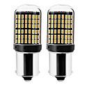 halpa Peruutusvalot-2pcs 1156 / 7440 Auto Lamput 22 W SMD 3014 144 LED Suuntavilkku / Peruutusvalot (varmuuskopiointi) Käyttötarkoitus Universaali Kaikki vuodet
