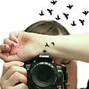 preiswerte Hülse Tätowierung-10 pcs Temporary Tattoos Wasserdicht / Beste Qualität Hände / Brachium / Schulter Tattoo Aufkleber