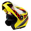 זול חלקים לאופנועים וג'יפונים-פנים מלאות מבוגרים יוניסקס אופנוע קסדה איכות מעולה / נושם