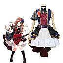 voordelige Gaming kostuums-geinspireerd door Cosplay Cosplay Anime Cosplaykostuums Cosplay Kostuums Andere Lange mouw Niet van Toepassing / Das / Ves Voor Unisex