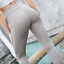 halpa Kuntoilu-, juoksu- ja joogavaatetus-Naisten Joogahousut Urheilu Elastaani Alaosat Activewear Kosteuden siirtävä Butt Lift Elastinen