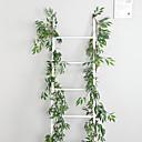 povoljno Samostojeći umivaonici-Umjetna Cvijeće 1 Podružnica Klasični Europska Simple Style Biljke Vječni cvjetovi Zidno cvijeće